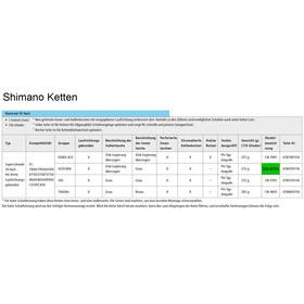Shimano Ultegra CN-6701 Kettingslot 10-voudig, grey